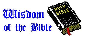 Christian Wisdom Clipart.