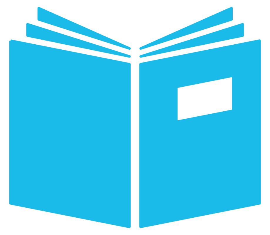 Chapter book clipart.