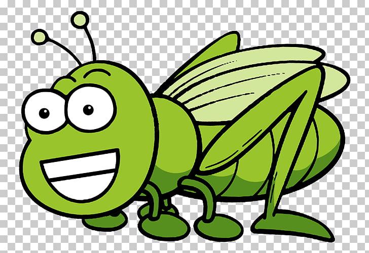 Chapulines Drawing Grasshopper, Cartoon cricket PNG clipart.