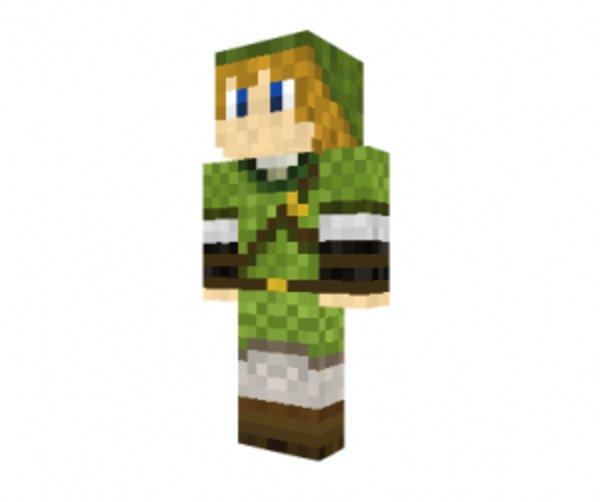 Minecraft Skins.