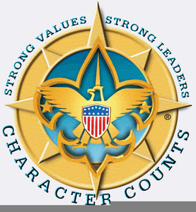 Character Counts Clipart.