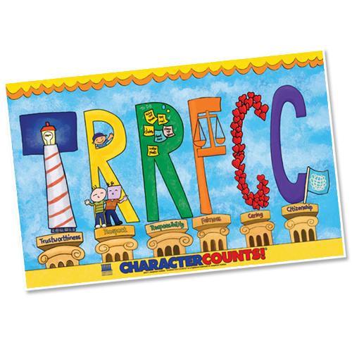 TRRFCC Illustrated Poster (set of 3).