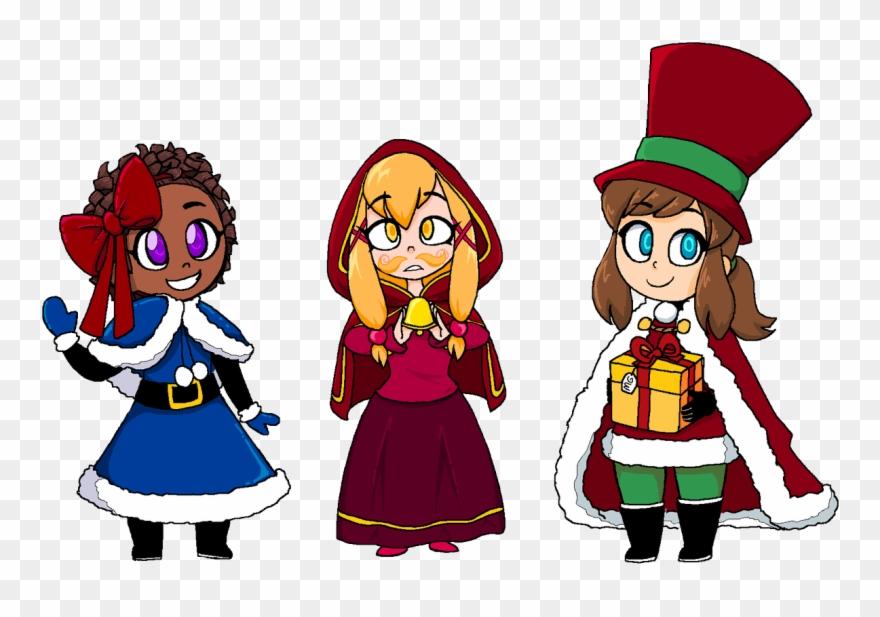 Cartoon Fictional Character Christmas.