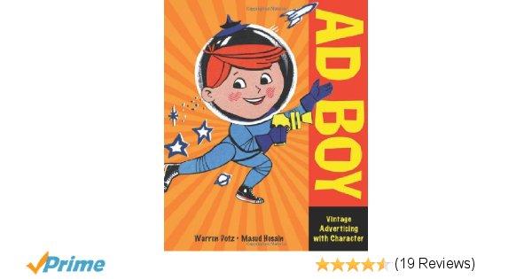 Ad Boy: Vintage Advertising with Character: Warren Dotz.