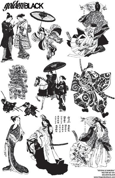 Japanese Character Vector Japan Japanese Japanese Character Map.