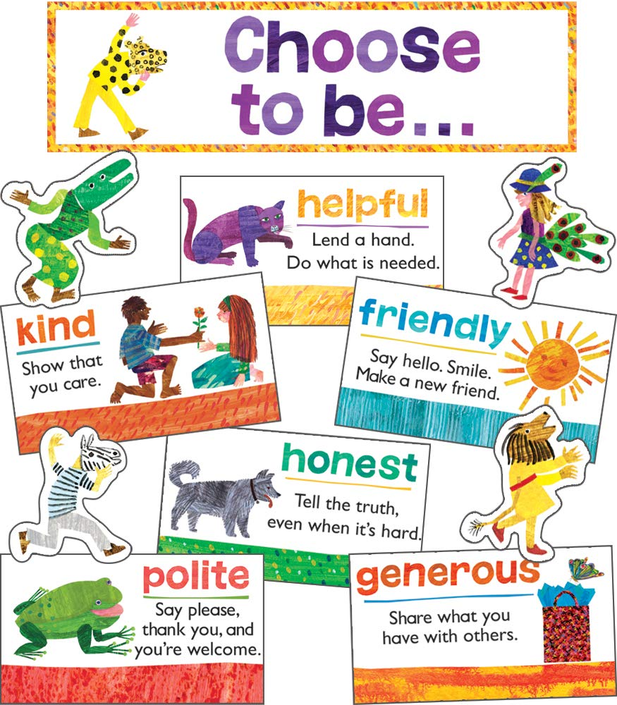 Buy World of Eric Carle Positive Character Traits Mini.