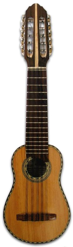 """Original and beautiful, the """"charango"""" is an Andean folk."""
