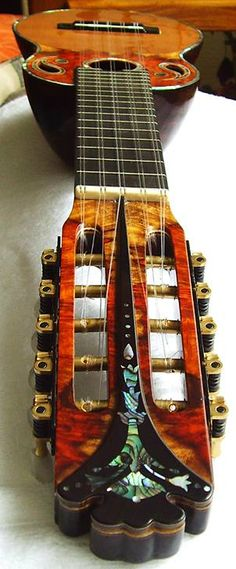 T. A Charango is an instrument used in Andean music..