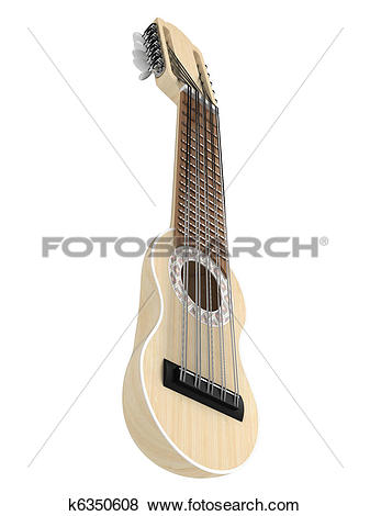 Stock Illustration of Charango k6350608.