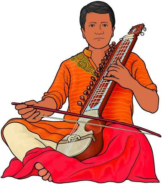 khamak player. The Khamak is a one.