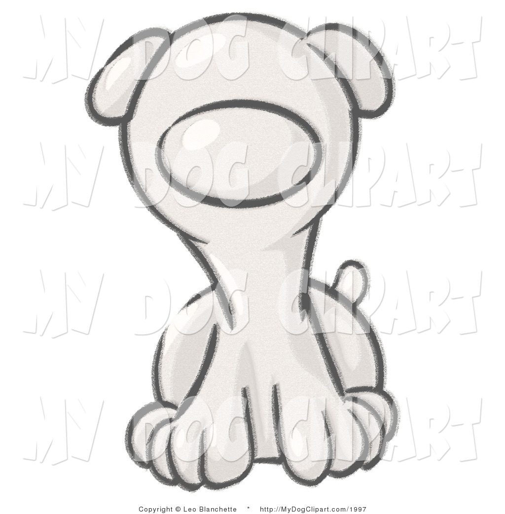 Royalty Free Charcoal Drawing Stock Dog Designs.