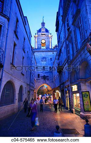 Stock Image of Europe, France, Poitou Charentes, Charente Maritime.