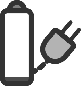 Laptop Charge Clip Art at Clker.com.