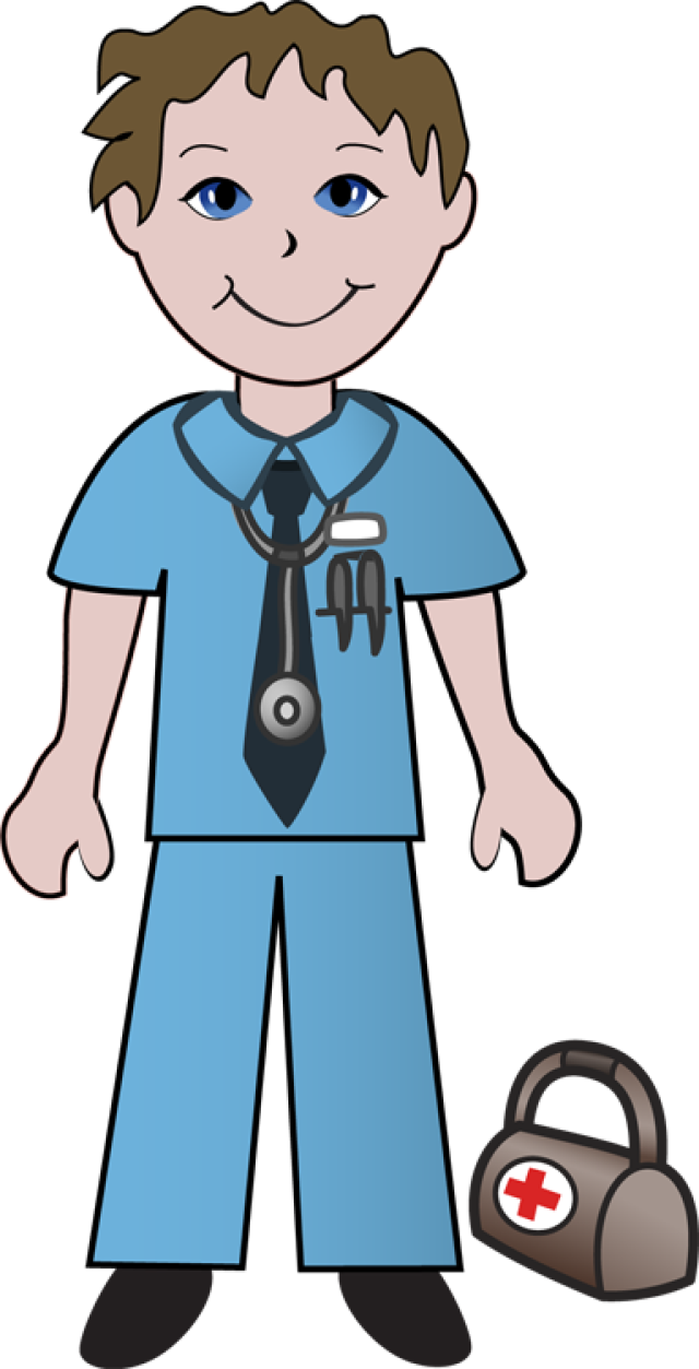 Nurse clipart charge nurse, Nurse charge nurse Transparent.