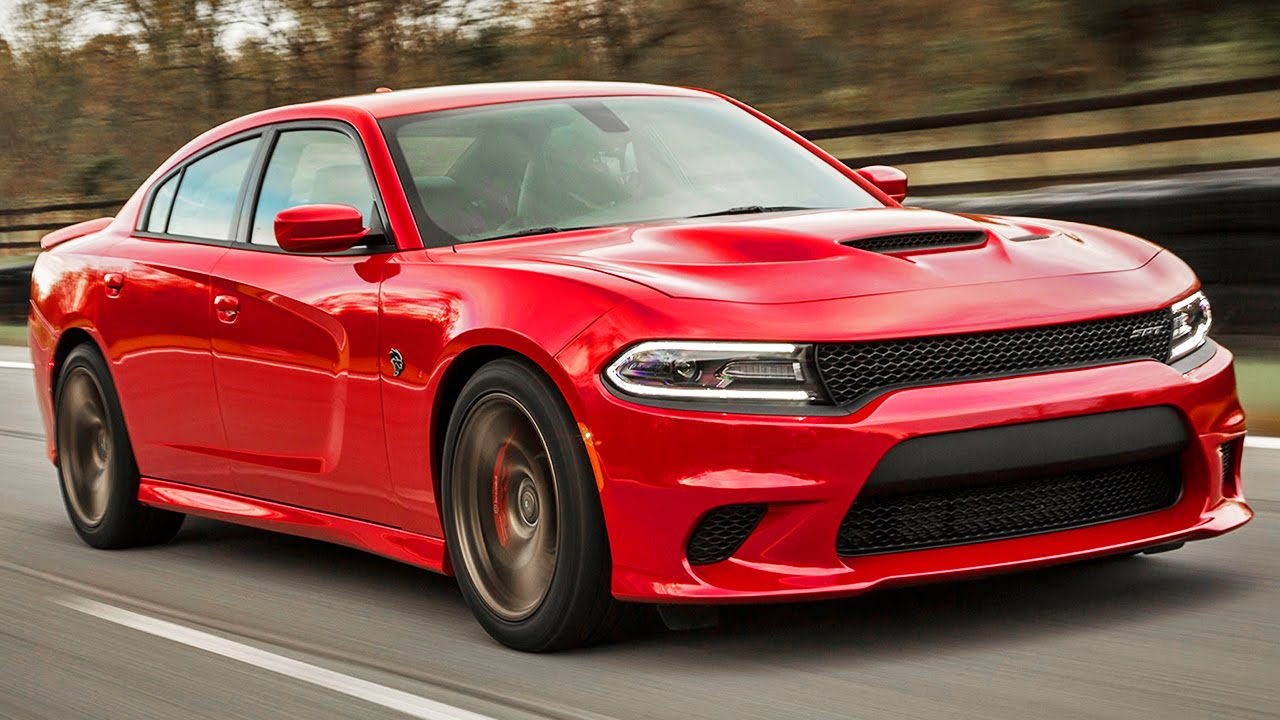 2015 Dodge Charger SRT Hellcat: The Most Powerful Sedan In The.