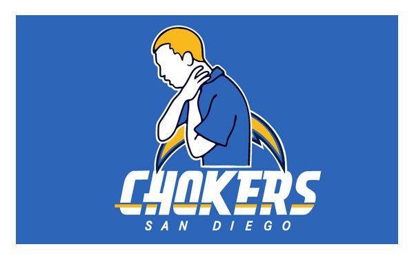 Funny Football Logos.