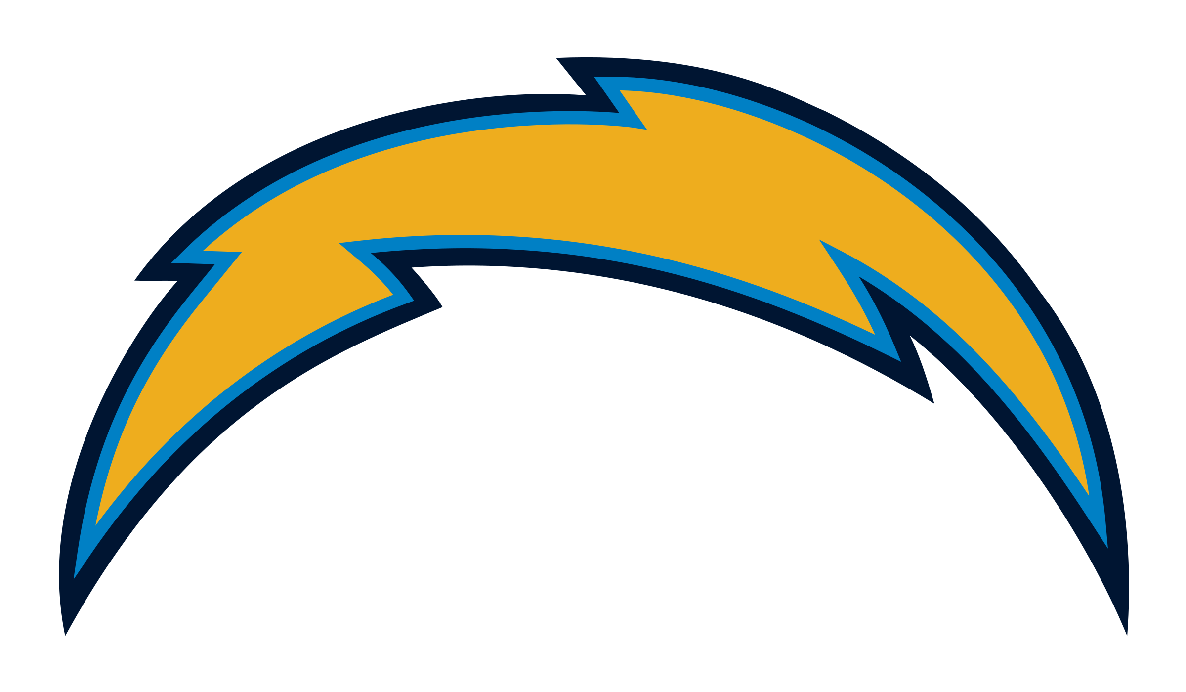 Los Angeles Chargers Logo PNG Transparent & SVG Vector.