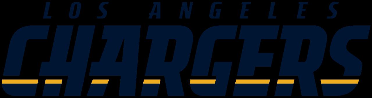 File:Los Angeles Chargers wordmark.svg.
