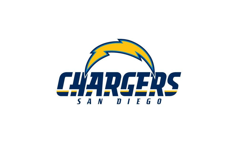 San Diego Chargers Logo transparent PNG.