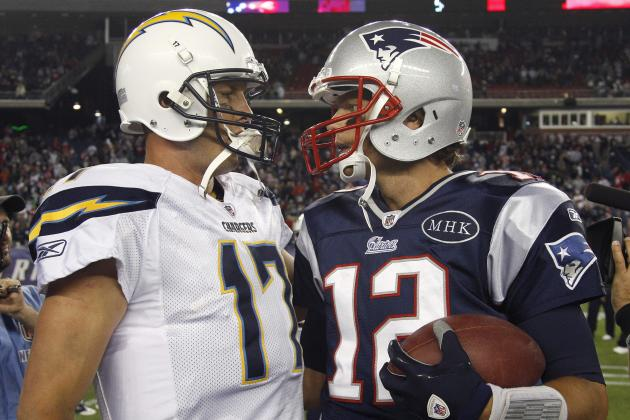 New England Patriots vs. San Diego Chargers: Live New England.