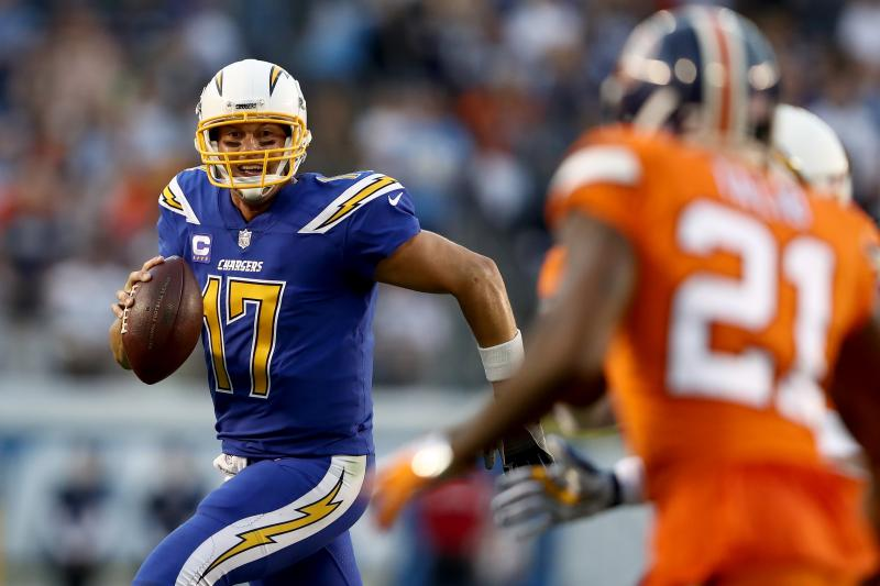 Broncos vs. Chargers: Score and Twitter Reaction for Thursday.