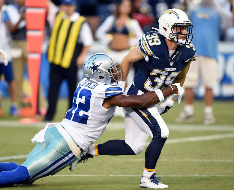 Cowboys vs. Chargers: Score, Stats & Highlights.