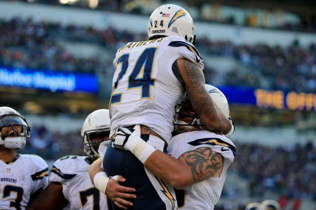 Chargers vs. Ravens: Score and Twitter Reaction from 2014 Regular.