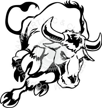Free Charging Bull Drawing, Download Free Clip Art, Free Clip Art on.