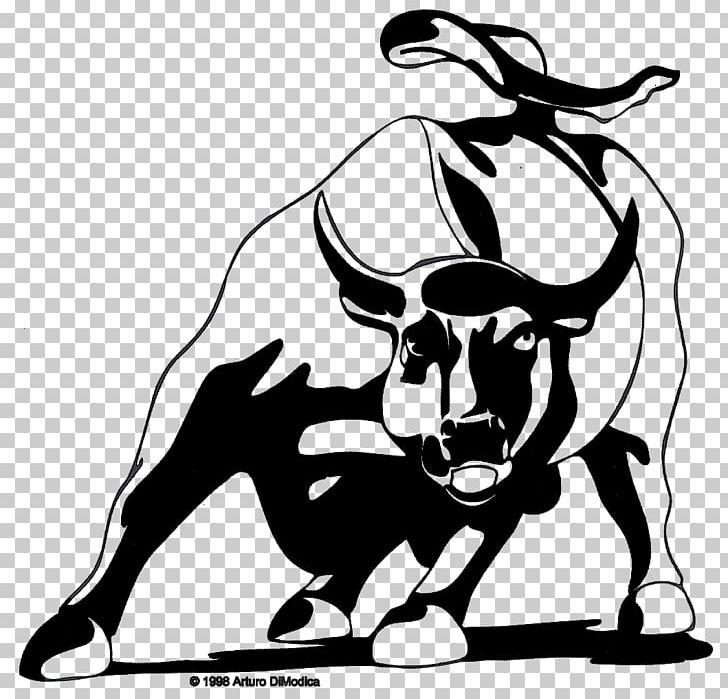 Charging Bull Fearless Girl Logo PNG, Clipart, Artist, Arturo Di.