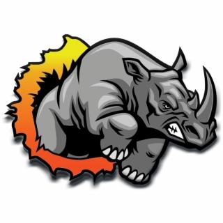 Rhino Logo PNG Images.