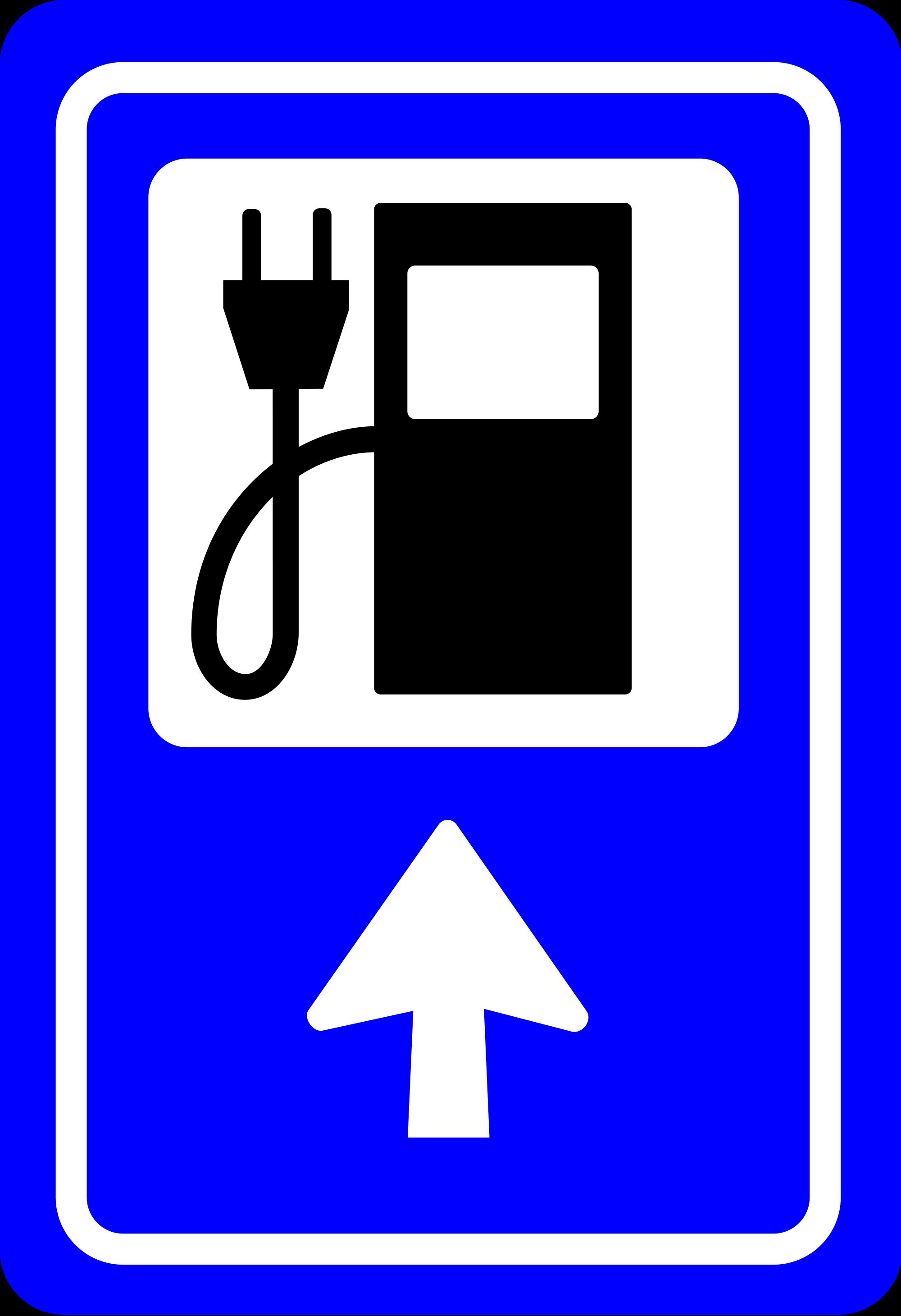 File:Free EV charge station sign evinfra.svg.