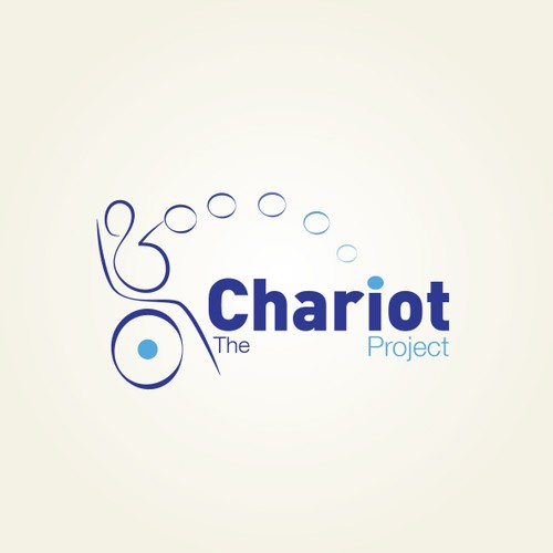 New logo for The Chariot Project.