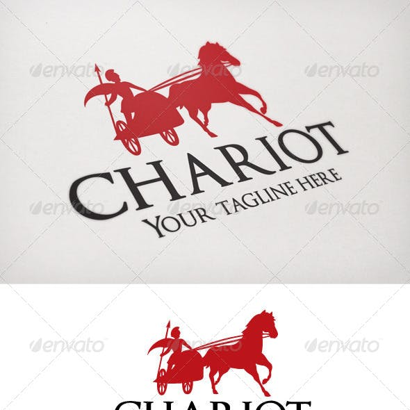 Chariot Web Logo Templates from GraphicRiver.