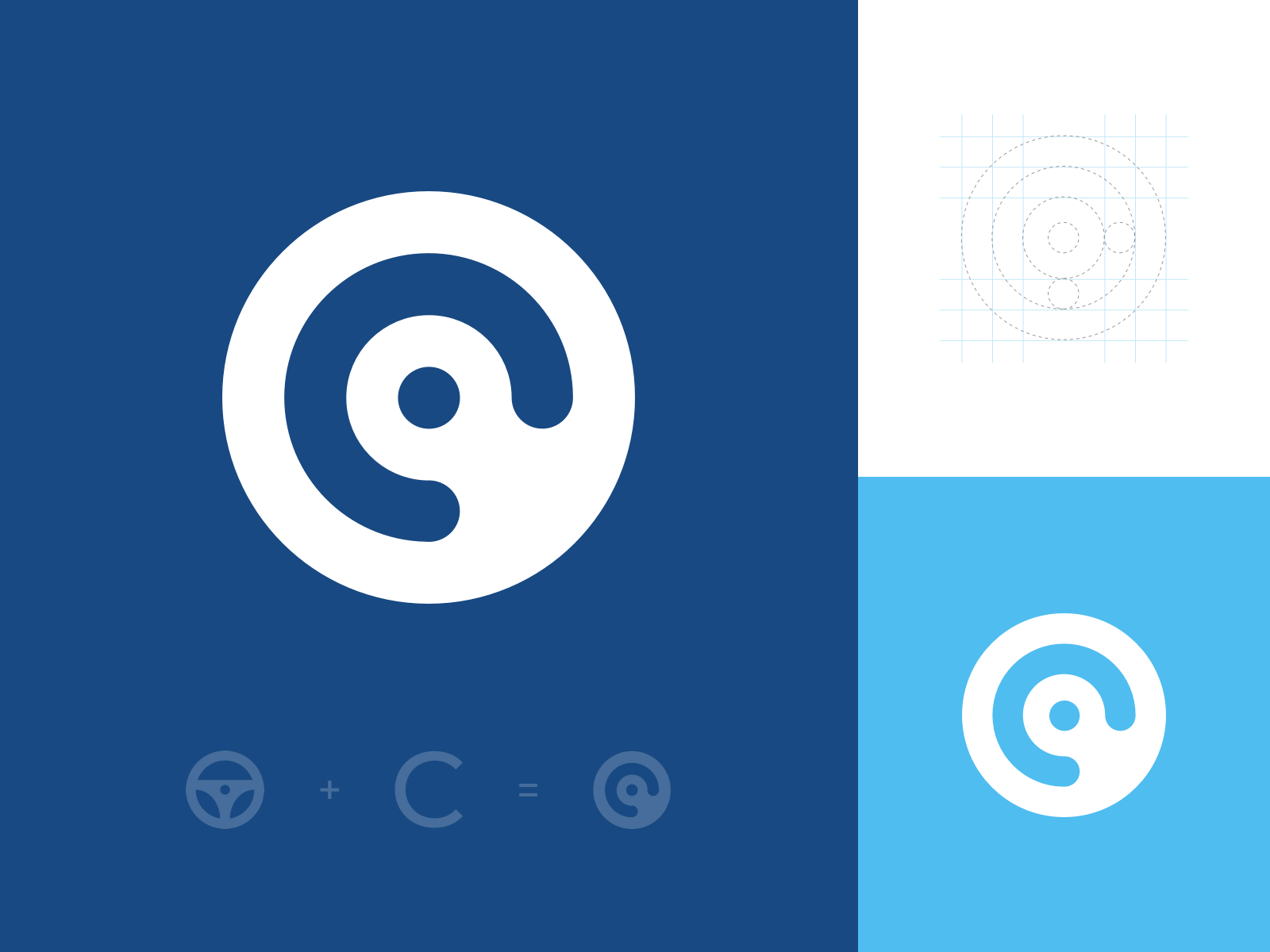 Chariot Brand Mark by Hachi on Dribbble.