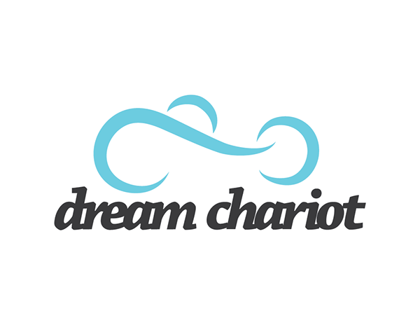 Dream Chariot Logo on Pantone Canvas Gallery.
