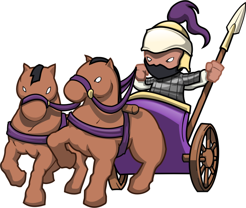 Chariot races clipart - Clipground