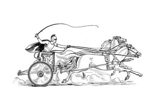 Chariot Races Clipart Clipground