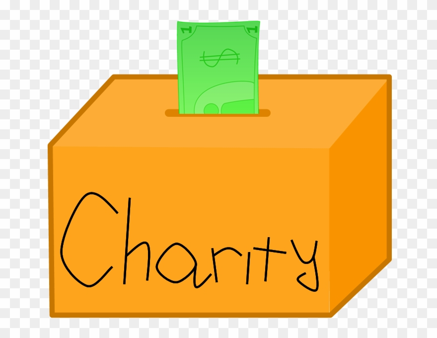 Donation Box , Png Download Clipart (#4176240).