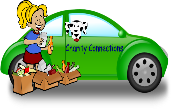 Charity clipart #4