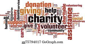 Charity Clip Art.