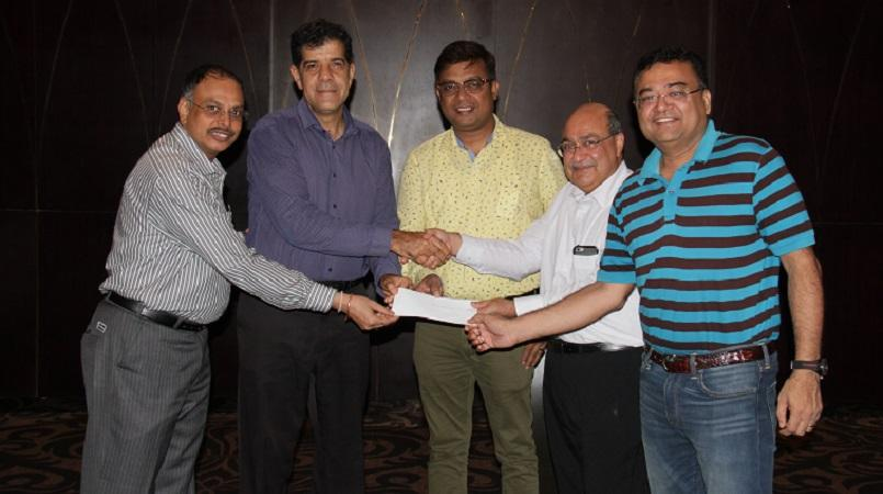 India Association aids charity organisations.