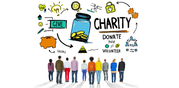 The motivations behind donations.