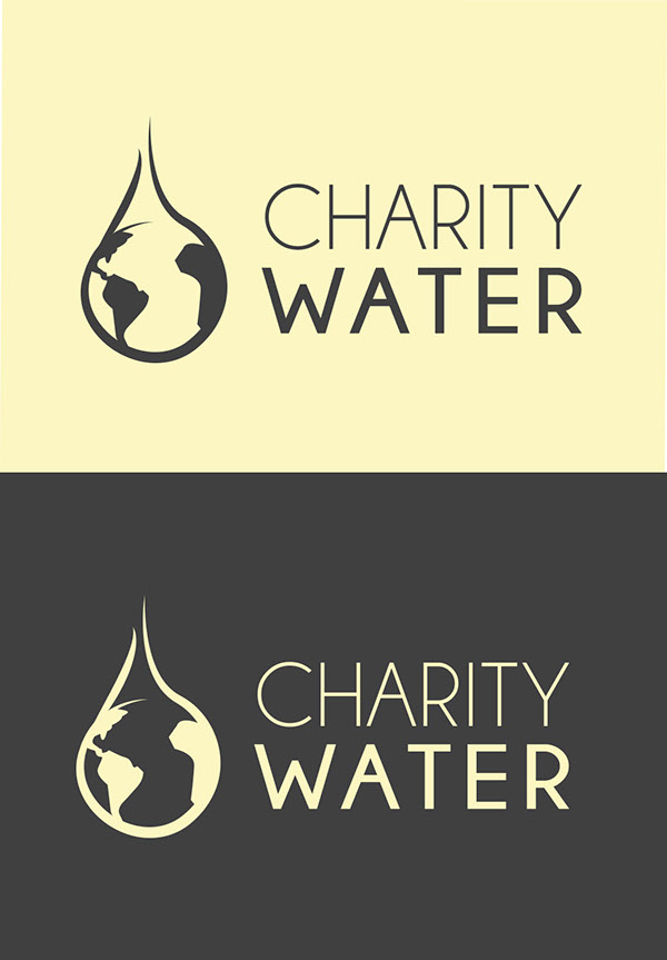 Charity Water Print Campaign on Behance.