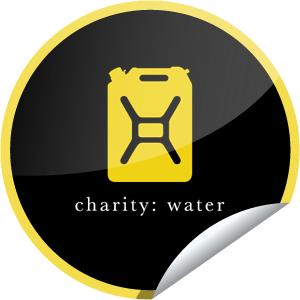 Charity:water Visual Presentation on Behance.
