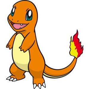 Pokemon Charizard Clipart.