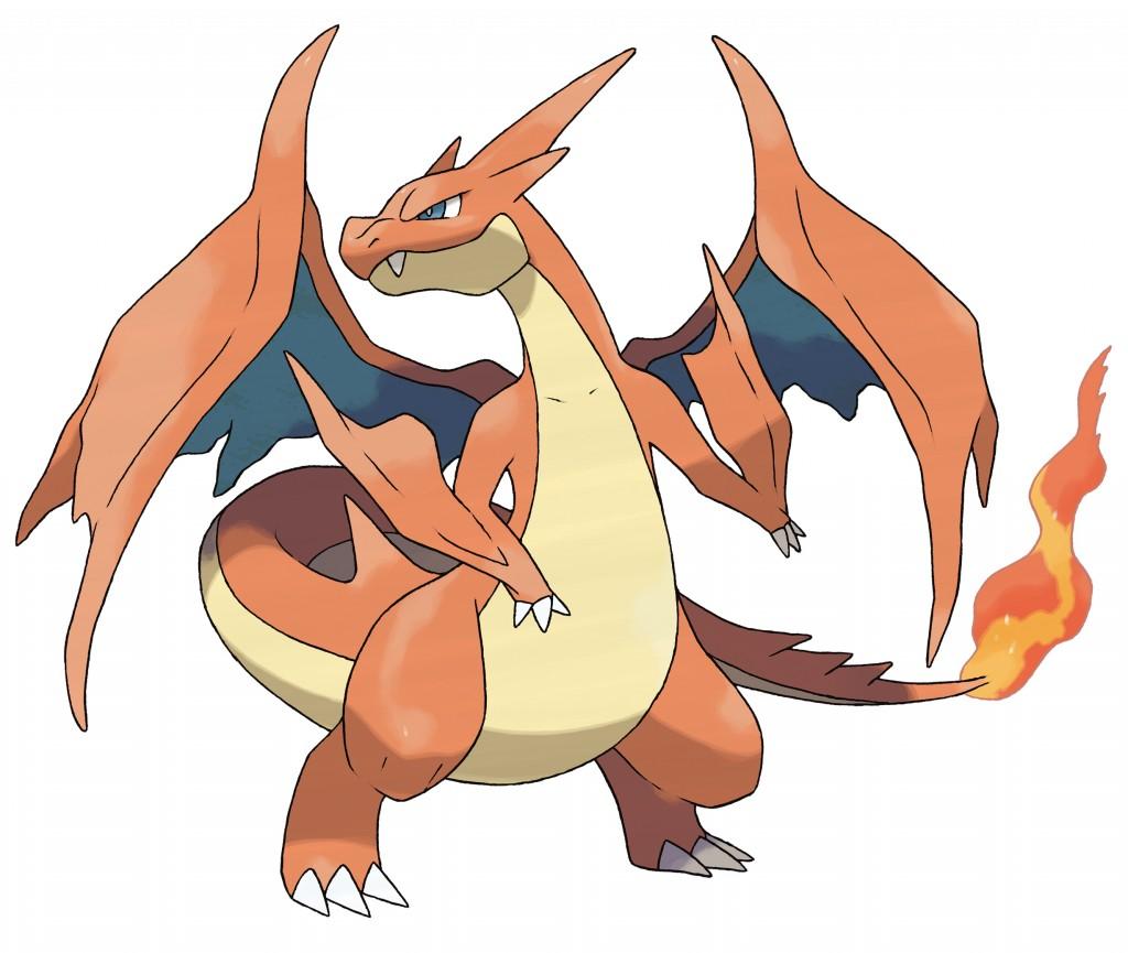 Pokemon Clipart Charizard.