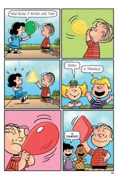 Preview: Peanuts Vol. 6 TP, Peanuts Vol. 6 TP Story: Charles M.