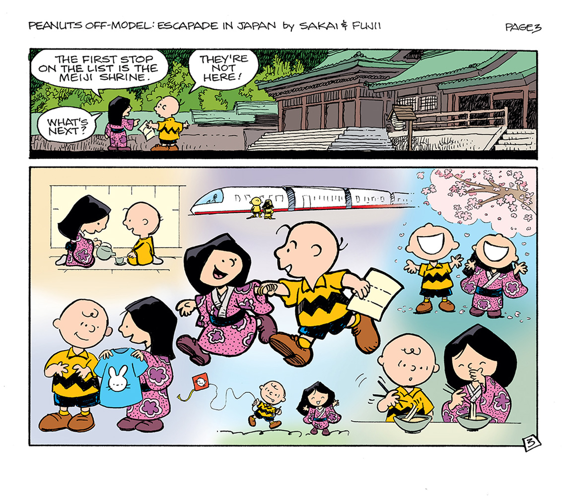 Peanuts: A Tribute to Charles M. Schulz HC.