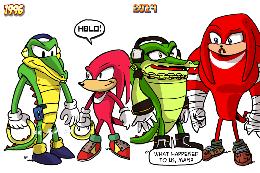 DeviantArt: More Like AoSTH/Satam Tails in Sonic Boom by.