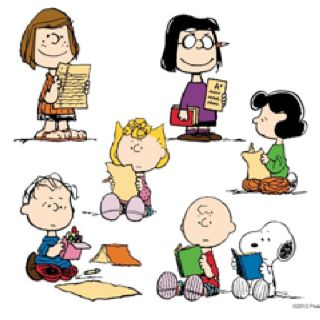 1000+ images about Peanuts Gang: Class Clip Art Possibilities on.